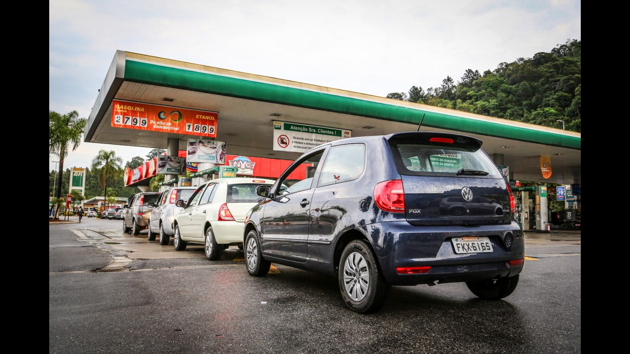 Gasolina e etanol tiveram queda de preço no primeiro semestre
