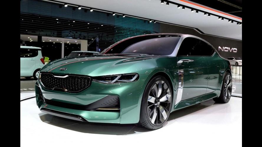 Kia terá sedã esportivo para brigar com Audi A5 e BMW Série 4 em 2017