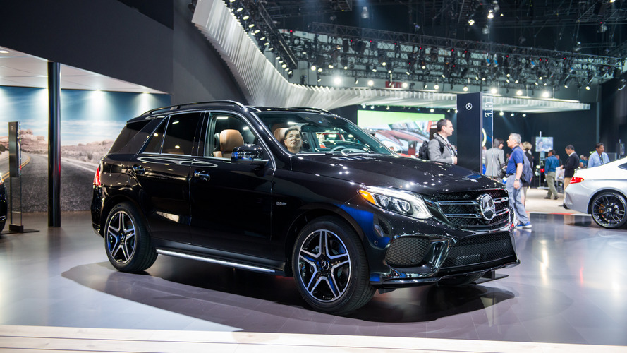 GLG néven dobhatja piacra legújabb SUV-ját a Mercedes