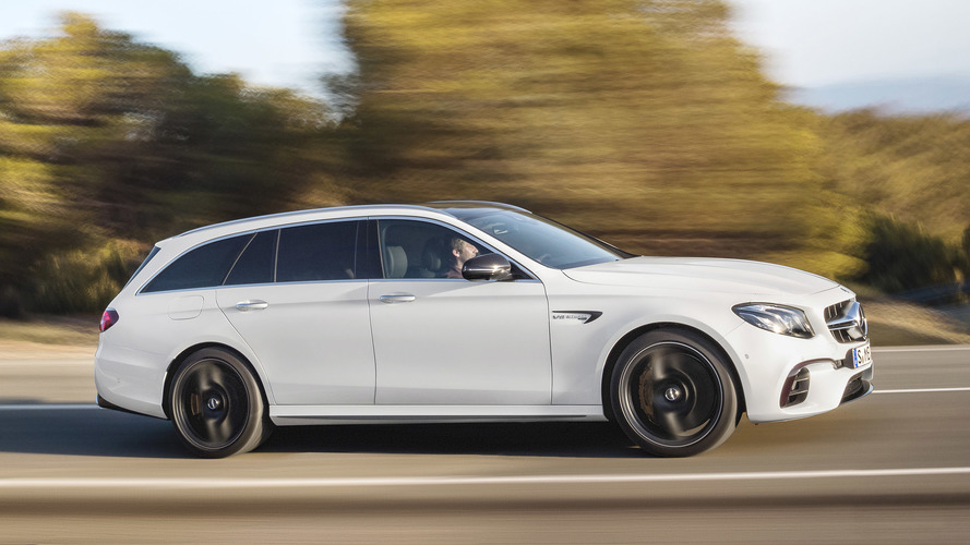 2018 Mercedes-AMG E63 S Wagon Is For The Parent Who's Always Late