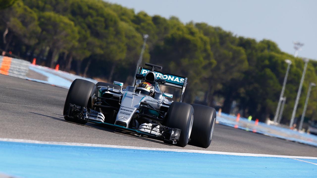 F1 Castellet 2