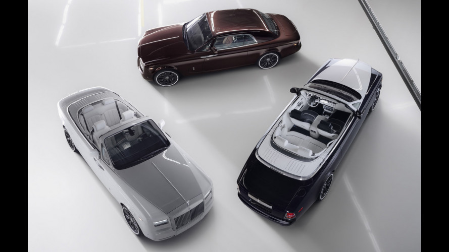 Rolls-Royce, arriva l'esclusivo set da picnic