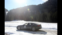 Porsche Panamera Winter Test 2017