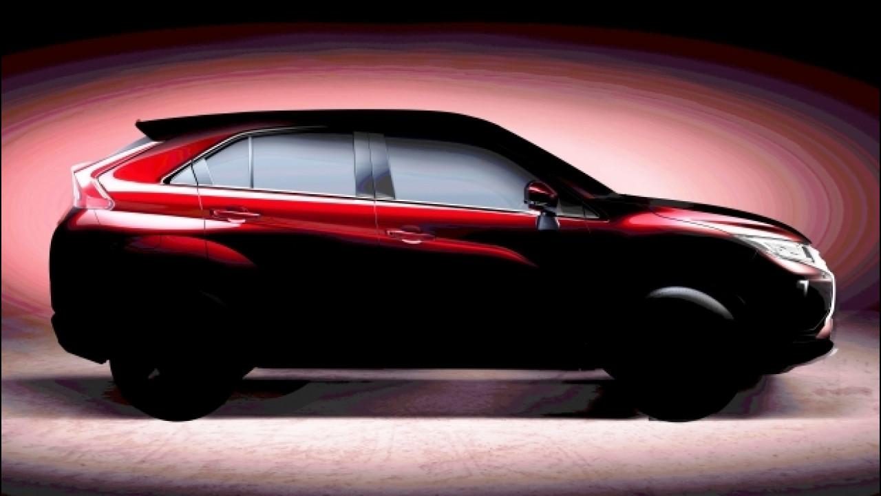 [Copertina] - Mitsubishi, nuovo SUV compatto in arrivo