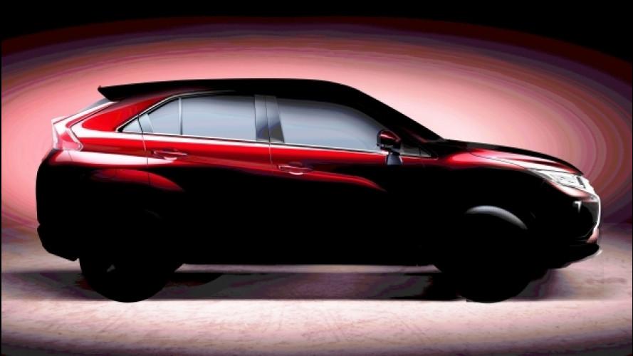 Mitsubishi, nuovo SUV compatto in arrivo