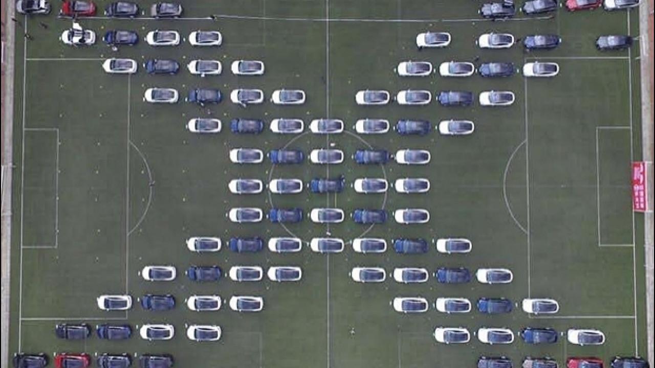 [Copertina] - Tesla, un raduno record in Cina [VIDEO]