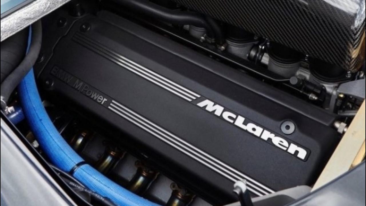 [Copertina] - McLaren, accordo con BMW sulle tecnologie per i motori