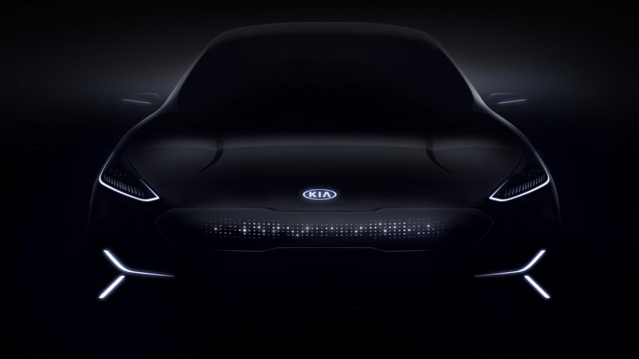 [Copertina] - Kia, un concept elettrico al CES 2018