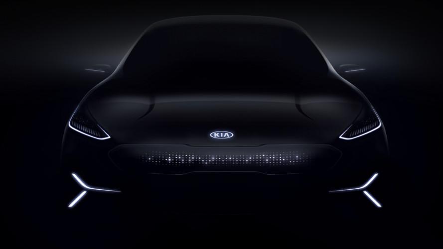 Kia, un concept elettrico al CES 2018