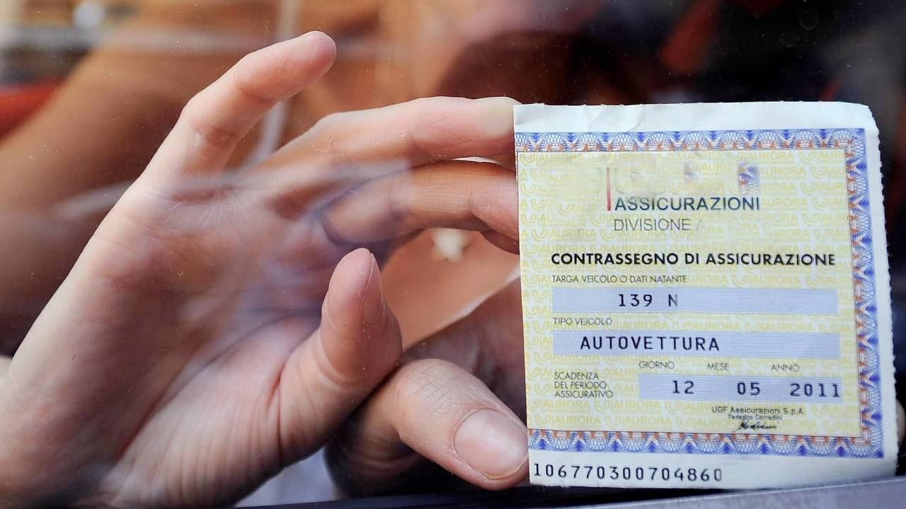 Italia, dramma evasione Rc auto