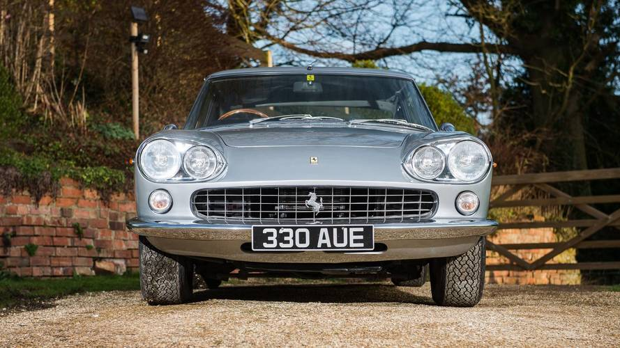 Rare Ferrari 330 GT heading to auction