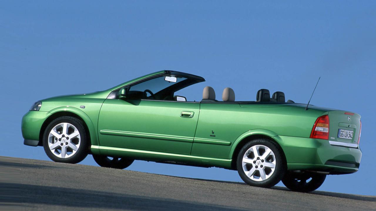Opel Astra G Cabriolet (2001 bis 2005)