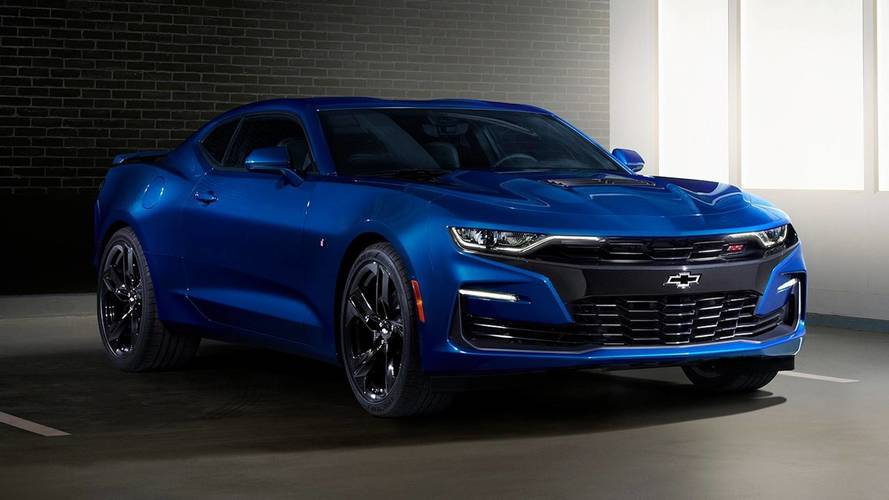 Chevy Camaro Gets New Look For 2019 Adds 275 Hp Turbo 1le Trim