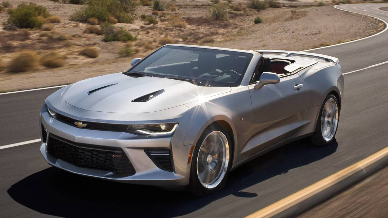 2019 Chevy Camaro See The Changes Side By 1976 Yellow Chevrolet 2018