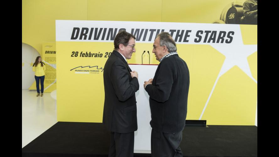 """""""Driving with the Stars"""", la nuova mostra Ferrari a Modena"""
