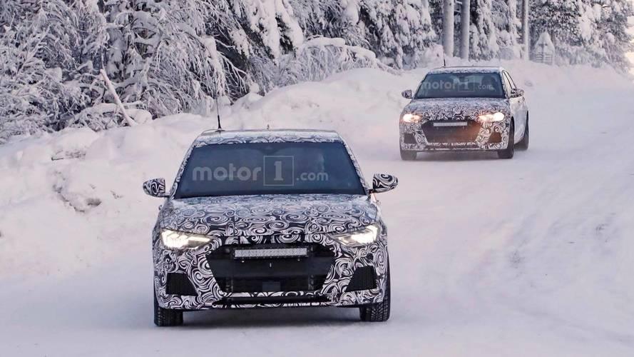 2018 Audi A1 casus fotoğraf