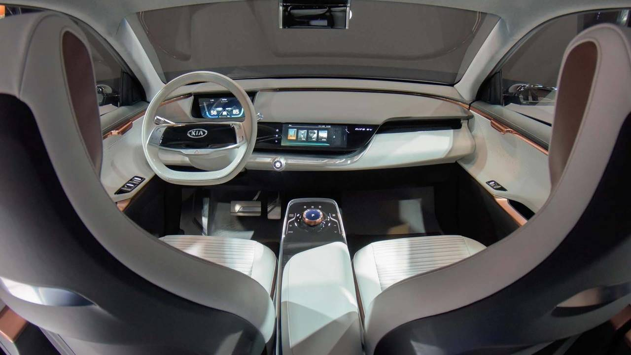 Kia Plans Full Range Of Connected Cars By 2030 Under New