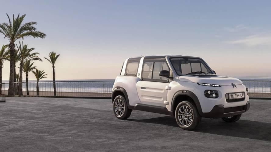 Citroën mettra fin aux productions des E-Mehari et C-Elysée en 2019