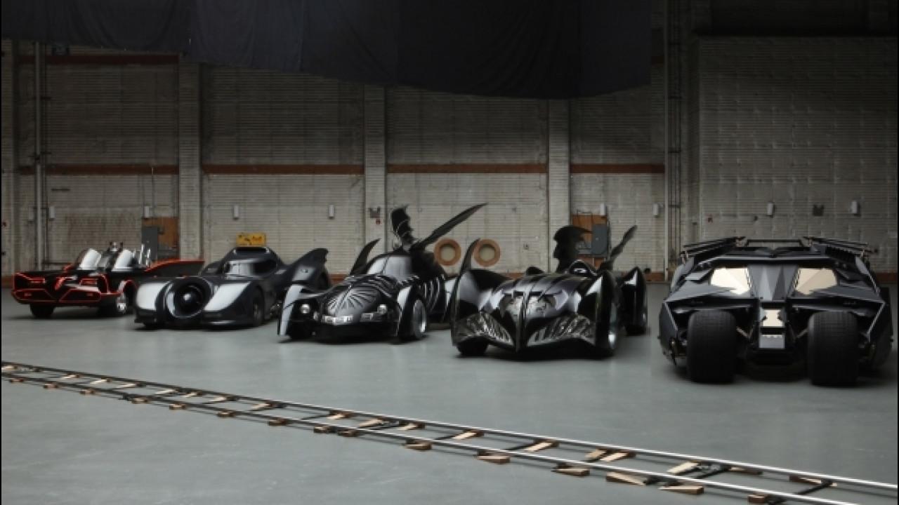 [Copertina] - La Batmobile, evoluzione di un'icona