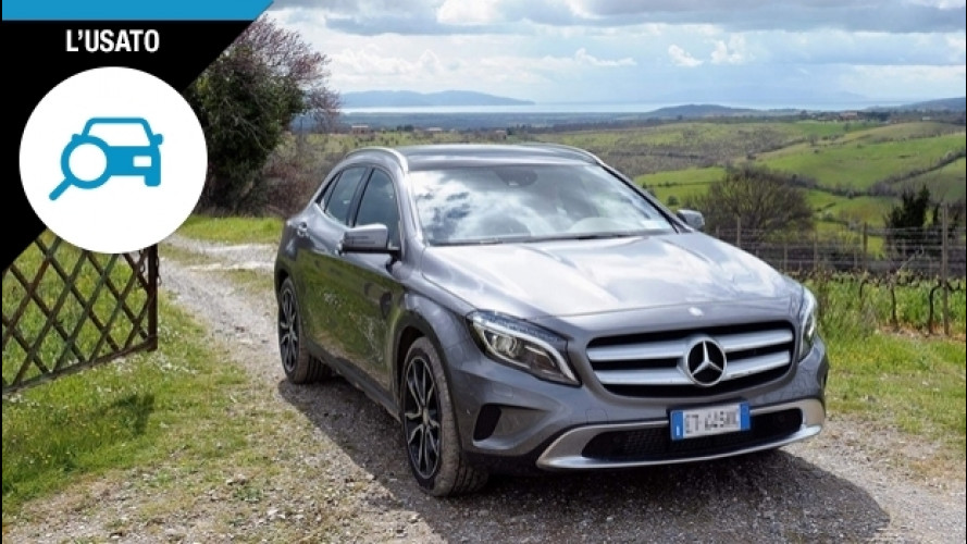 [Copertina] - Mercedes GLA, usato dai prezzi salati