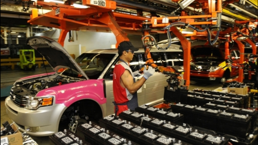 Ford, stop agli investimenti in Messico. Trump esulta