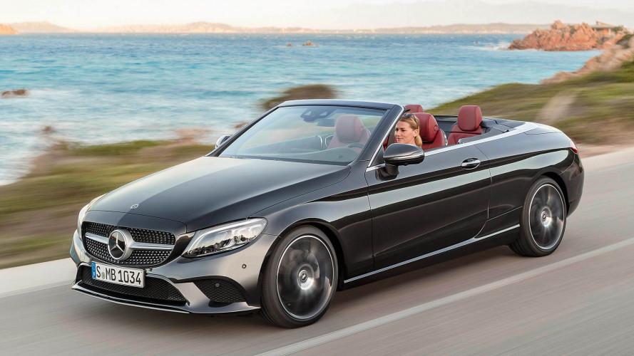 Mercedes C-Klasse (2018): Lifting für die Zweitürer
