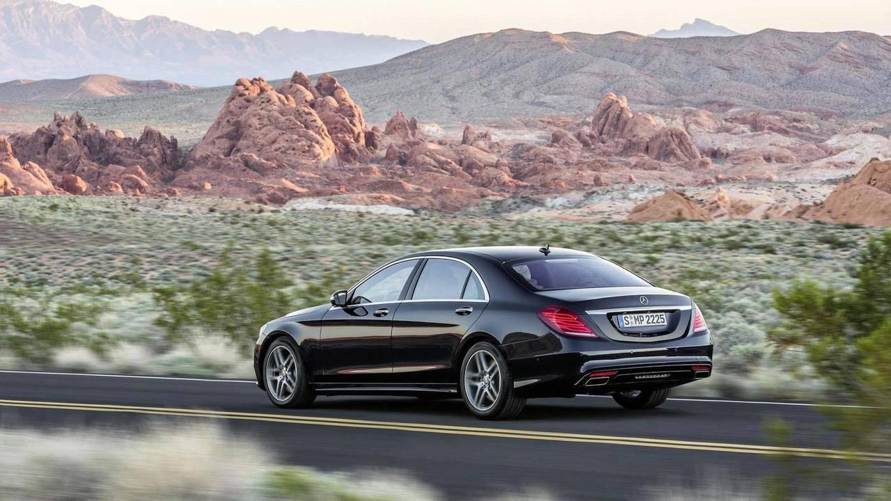 2014 World Luxury Car: Mercedes-Benz Clase S