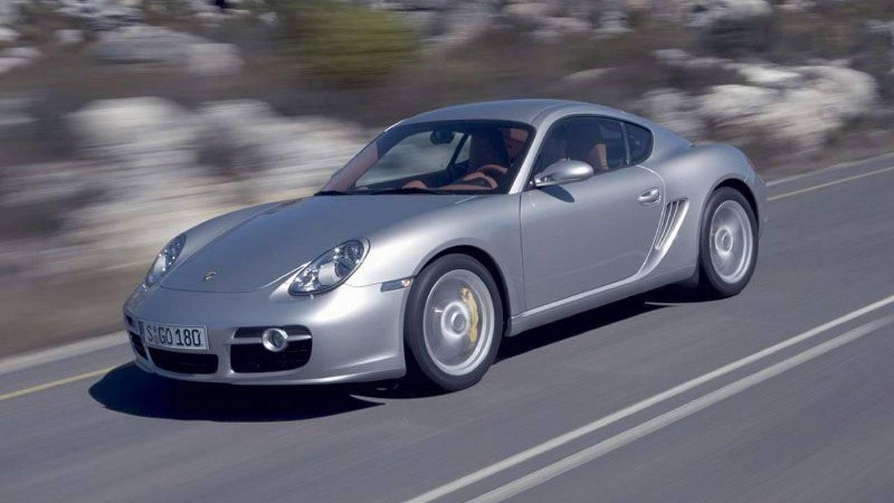 2006 World Performance Car: Porsche Cayman S