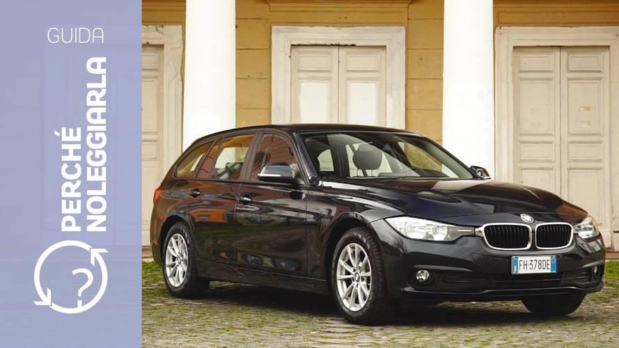 BMW Serie 3 Touring, perché noleggiarla... invece di comprarla