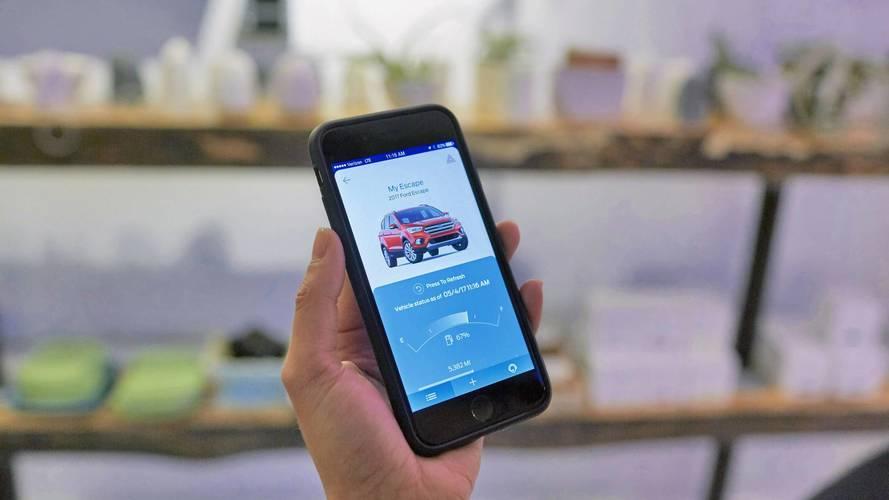 Ford apresenta aplicativo para celular de apoio aos proprietários