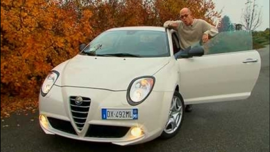 Alfa Romeo MiTo, la prova del MultiAir 135 CV [VIDEO]