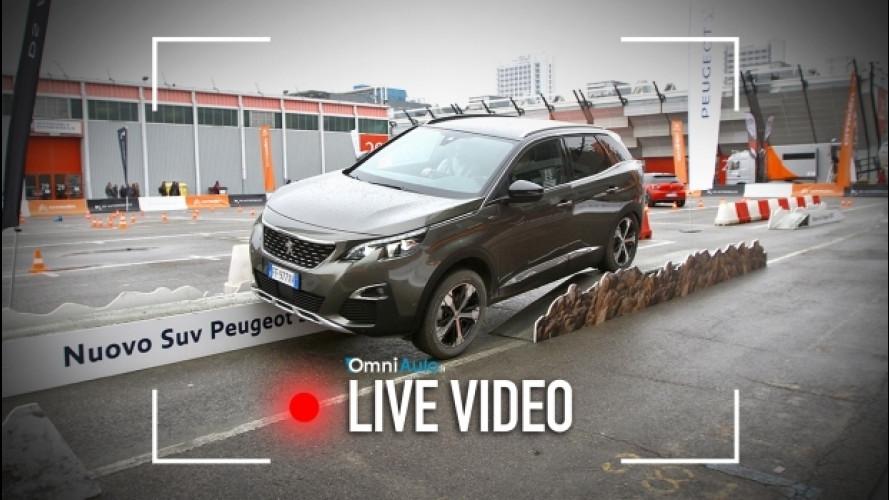 Motor Show 2016, tutta l'azione dalle aree esterne [VIDEO]