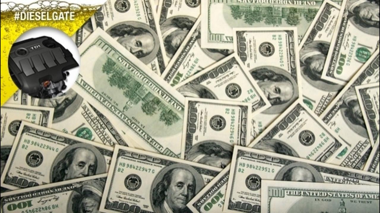 [Copertina] - Dieselgate: negli USA transazione record da 14,7 mld di dollari