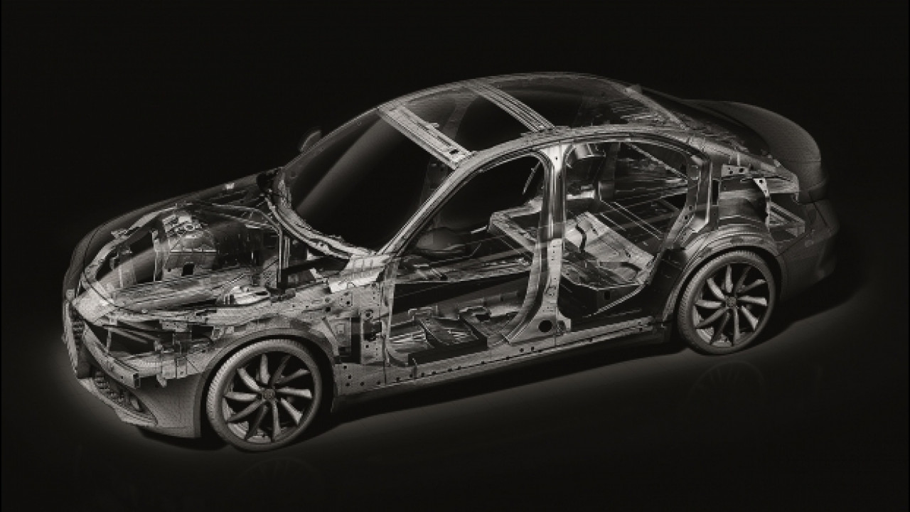 [Copertina] - Alfa Romeo Giulia è EuroCarBody2016