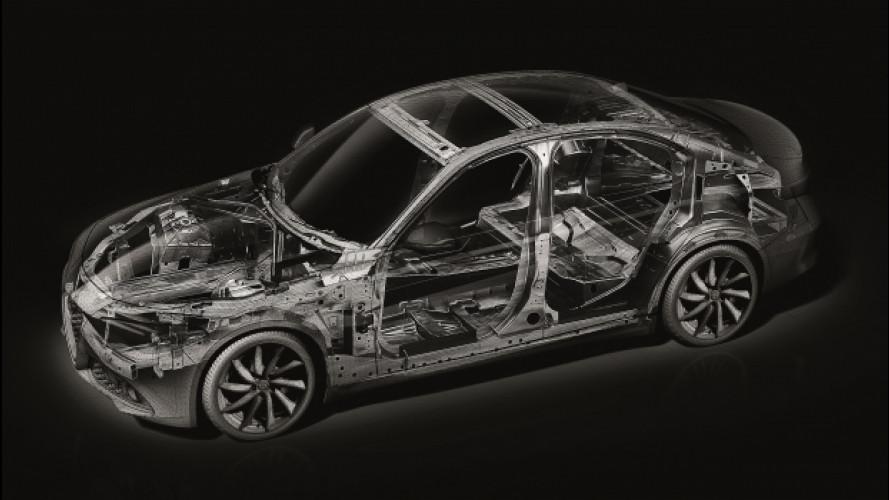 Alfa Romeo Giulia è EuroCarBody2016