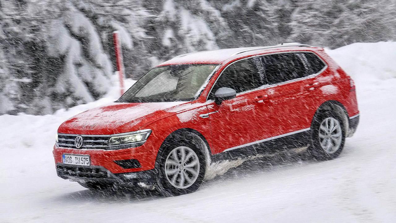 MQB-A2: Vom VW Tiguan bis zum Seat Tarraco