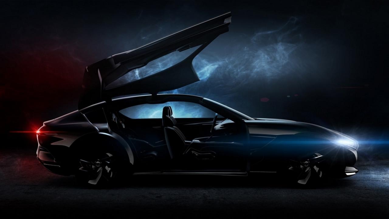 [Copertina] - Pininfarina HK GT, c'è tanta Lancia nel prototipo della coupé a 4 posti