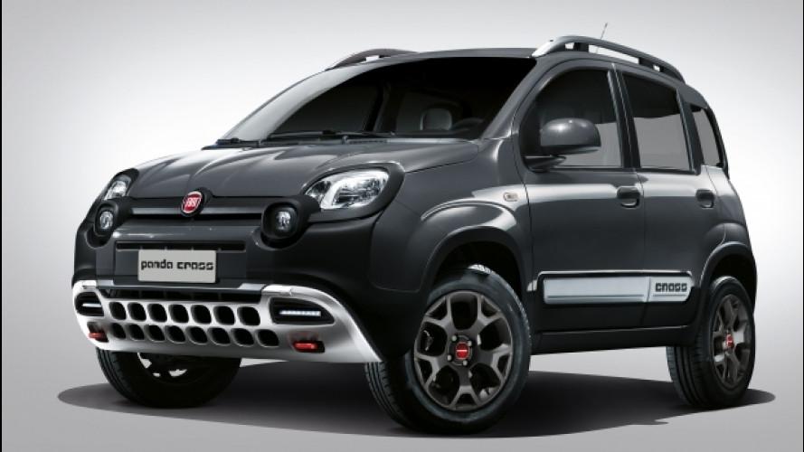 Fiat Panda Cross MY 2017, i dettagli fanno la differenza