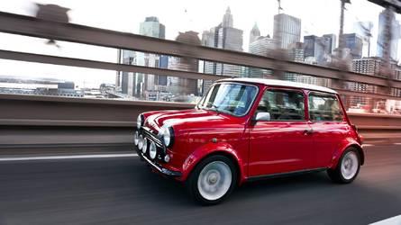 Mini dévoile une Cooper Classic... électrique !