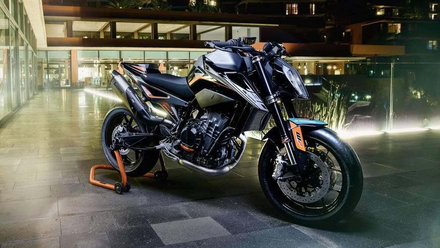 KTM 790 Duke 'The Scalpel'