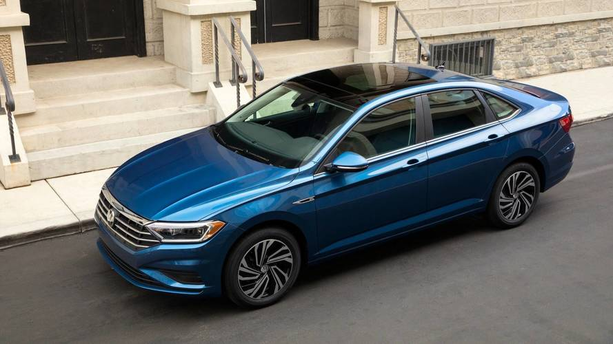 Новую VW Jetta в Россию повезут из Северной Америки