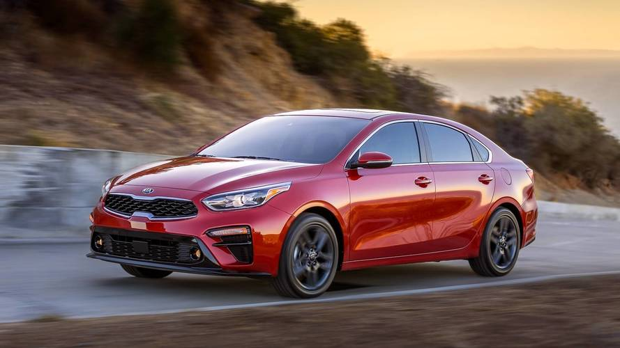 2020 Kia Forte Gt Sings A New Tune With 201 Hp