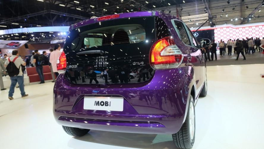 Fiat Mobi Drive, in Brasile col nuovo 1.0 Firefly