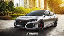 Honda Insight Type R tasarım yorumu