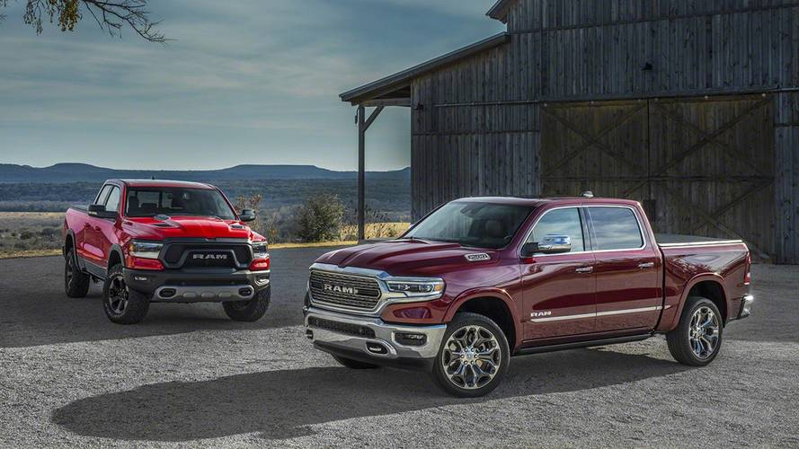 2019 Ram 1500 Pricing Announced, Base Models Now Start Above $30k