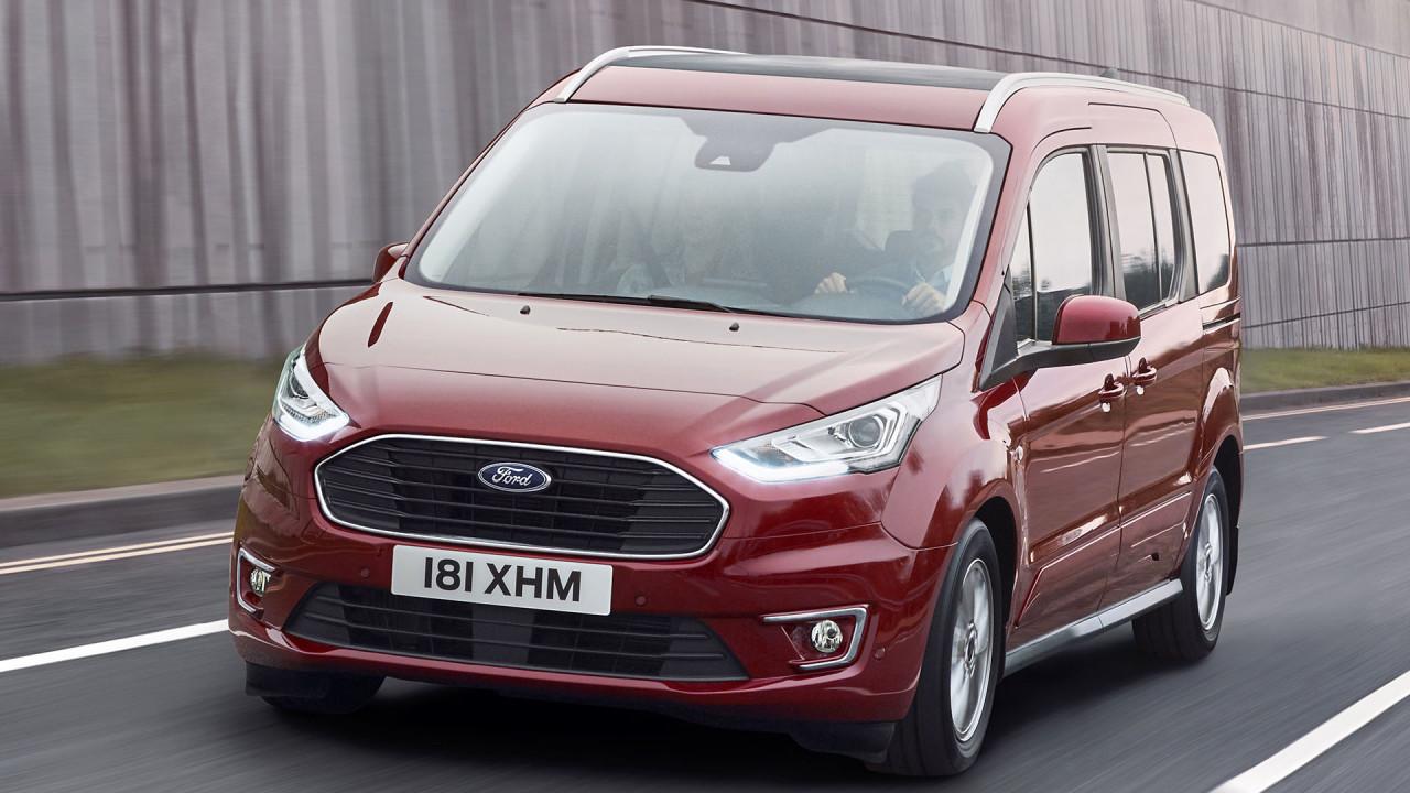 Kleine und kompakte Vans: Ford Tourneo Connect