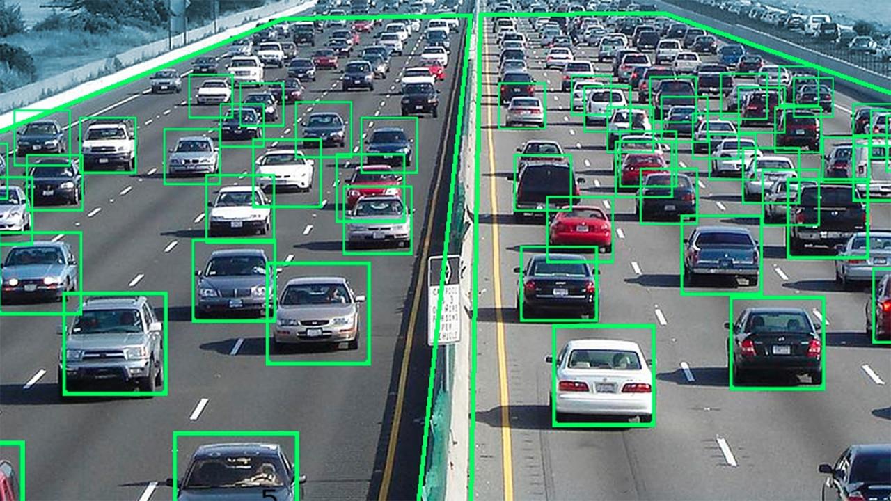 [Copertina] - USA, la posizione di ogni auto è tracciata in tempo reale
