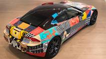 Karma Revero Art Car par James Verbicky