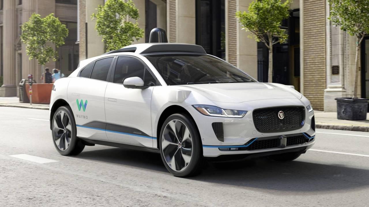 Jaguar Land Rover, con Waymo per la I-Pace a guida autonoma