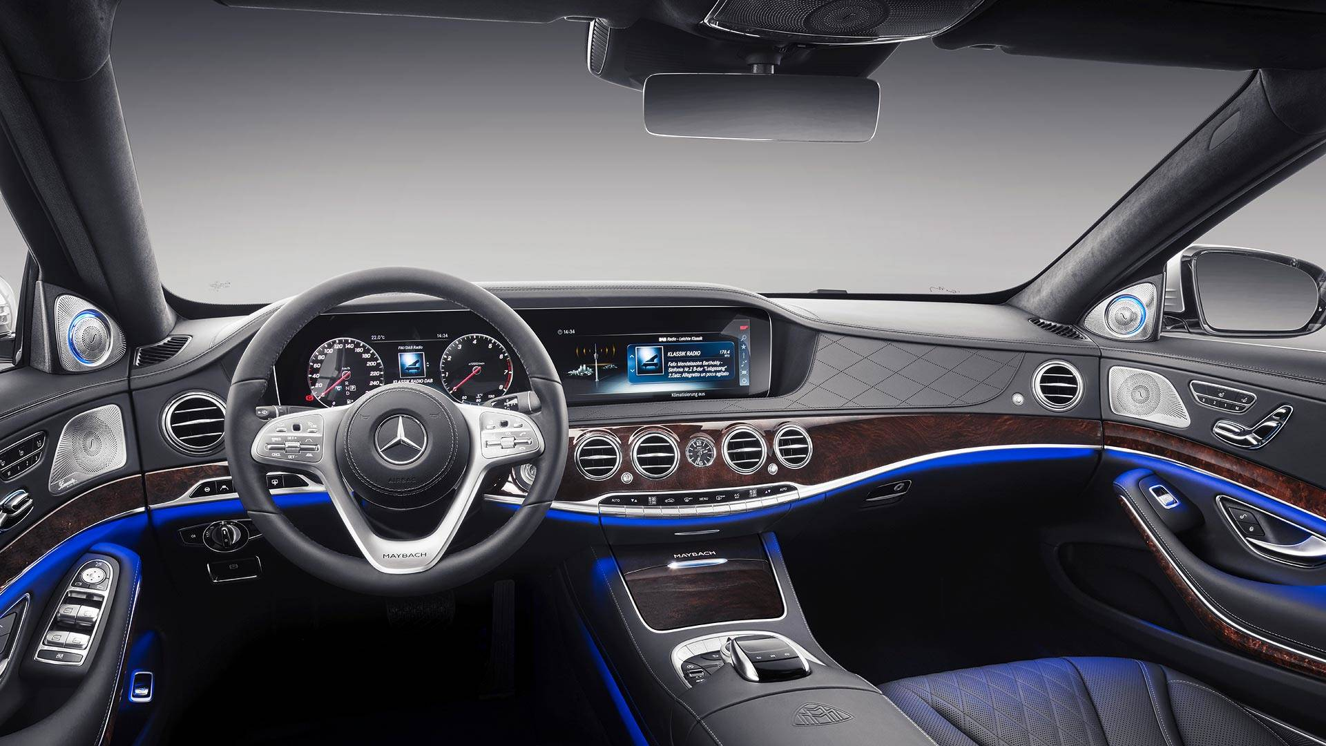 2019 benz s550 2019 Mercedes Maybach S Class Looks Majestic In The Real World 2019 benz s550